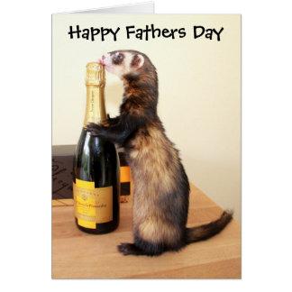 Cartão Dia dos pais de Ferrety