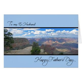 Cartão Dia dos pais ex do marido