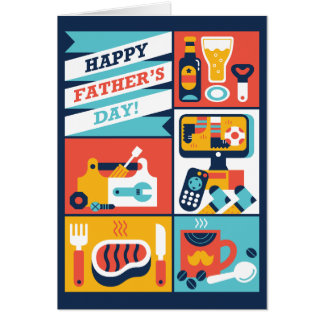 Cartão Dia dos pais feliz!