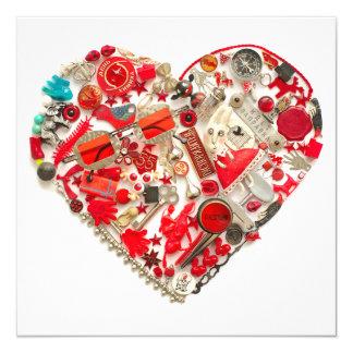Cartão Dia Hearted