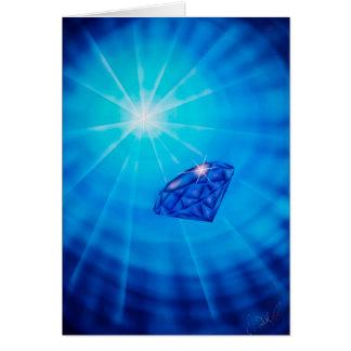 Cartão Diamante - riqueza