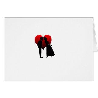 Cartão Dich do liebe de Ich
