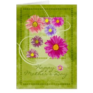 Cartão Digital do dia das mães pintada com Waterco