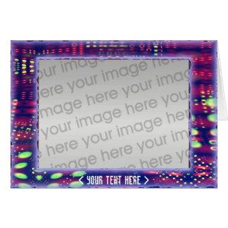 Cartão Digitz (quadro da foto)