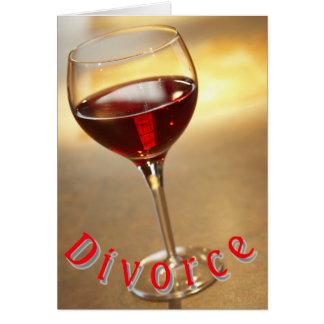 Cartão Divórcio