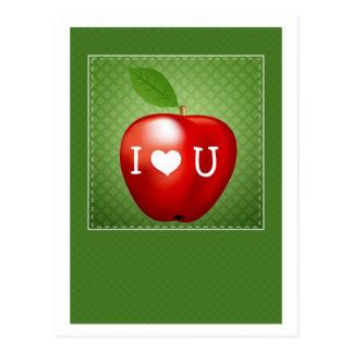 Cartão do amor