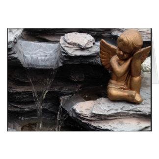 Cartão do anjo