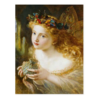 Cartão do anjo cartao postal