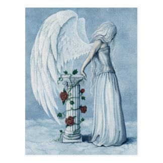 Cartão do anjo da esperança