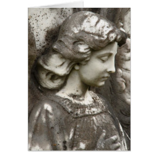 Cartão Cartão do anjo de Kathleen