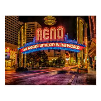 Cartão do arco de Reno