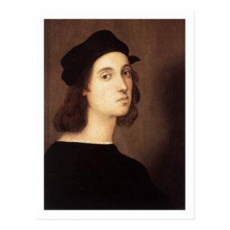 Cartão do Auto-Retrato de Raphael