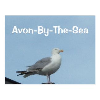 Cartão do Avon-Por--Mar