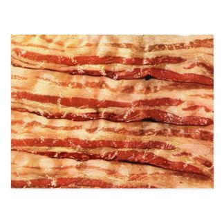 cartão do bacon