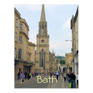 Cartão do banho