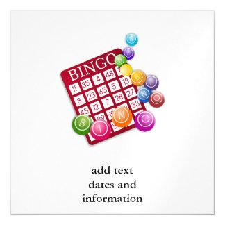 Cartão do BINGO