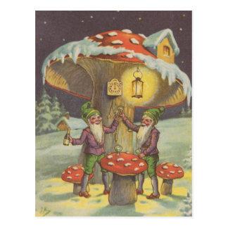 Cartão do brinde de ano novo