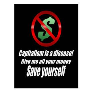 Cartão do capitalismo