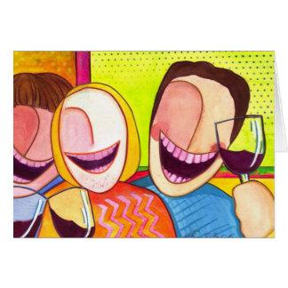 """Cartão Do """"cartão dos dentes vinho"""""""