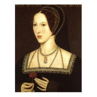 Cartão do castelo de Anne Boleyn Hever