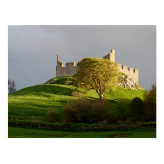 Cartão do castelo de Hume