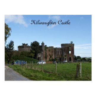 Cartão do castelo de Kilwaughter