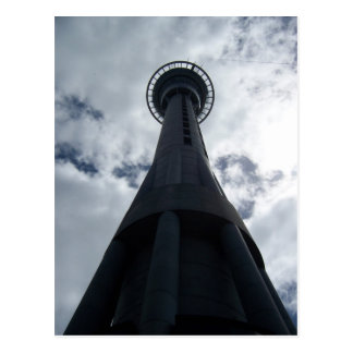 Cartão do céu de Auckland NZ Cartão Postal