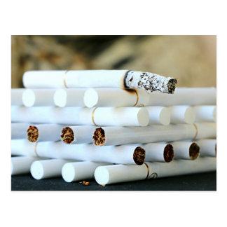 Cartão do cigarro