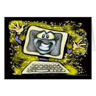 Cartão do computador
