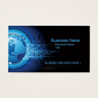 Cartão do conceito do negócio