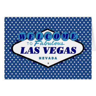 Cartão do convite das bolinhas de Las Vegas