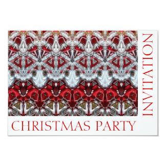 Cartão do convite de festas da faísca do Natal