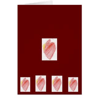 Cartão do coração