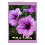 Cartão do cristão do feliz aniversario