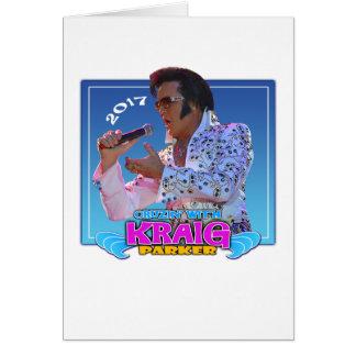Cartão do cruzeiro da KP