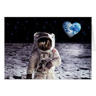 Cartão do Daydream de Moonage