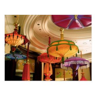 Cartão do destino: Hotel de Wynn, Las Vegas