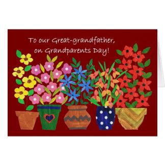 Cartão do dia das avós para o Excelente-avô