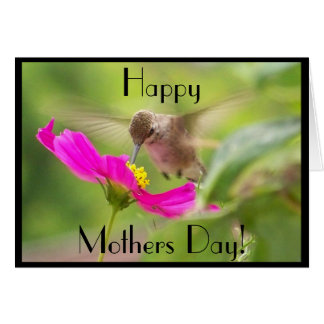 Cartão do dia das mães de Hummer