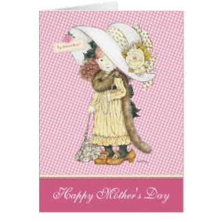 Cartão do dia das mães de Sarah Kay