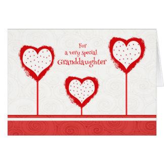 Cartão do dia dos namorados da neta