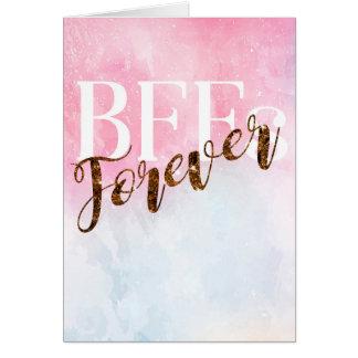 Cartão do dia dos namorados para seu BFF
