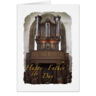 Cartão do dia dos pais - Framlingham