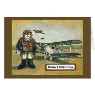 Cartão do dia dos pais - piloto