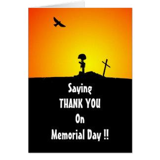 Cartão do Dia dos Veteranos
