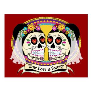 Cartão do Dos Novias (2 noivas)