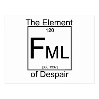 Cartão do elemento FML