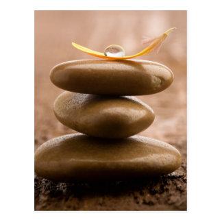 Cartão do equilíbrio