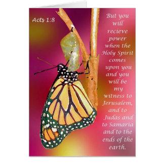Cartão do Espírito Santo