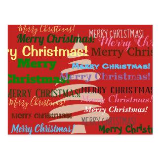 Cartão do Feliz Natal!